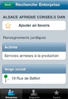 societe app menu